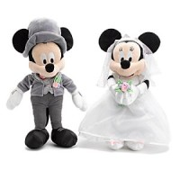 romantic mickey mouse