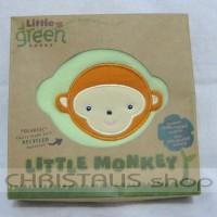 Little Monkey Green Book