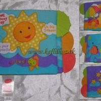 Mastela Teether Softbook (One Sunny Day)