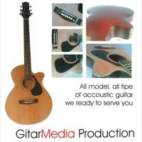 Accoustic Custom Gitar