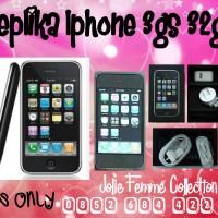 Handphone Replika Iphone 3gs 32gb