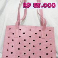 TAS BOLONG Pink