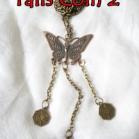 """Kalung """"Tails Coin"""""""