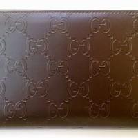 Dompet Gucci (Coklat Tua)