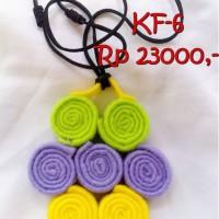"""Kalung Flanel """"KF-08"""""""