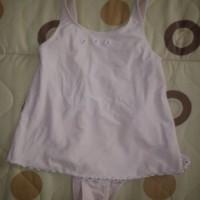 Baju renang second anak pink