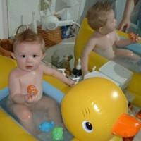 Munckin Duck Bath Tub