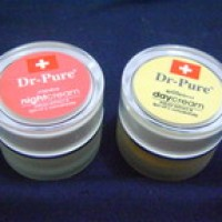 DR.PURE WHITENING FACE CREAM ( SET)