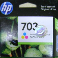 Original Cartridge - HP - Hp 703 Colour