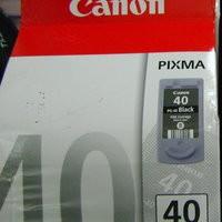 Original Cartridge - Canon - PG 40 Black