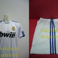 Jersey Real Madrid Home 2010/2011