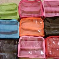 Shoes Bag Organizer Isi 2 Sepatu