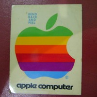 Sticker Original Apple Computer (Extremely Limited Stock)