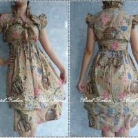 Dress Batik DS-9004T