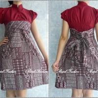 Dress Batik V-003T