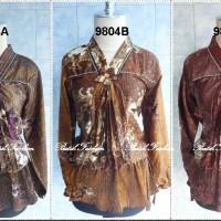 Blouse Batik Fashion BX-9804T