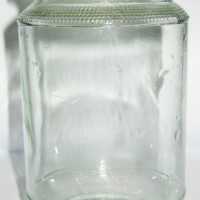Botol - Toples Kaca 330ml (Brand New), Tutup SENG  / Glass Bottle 330ml - METAL Cover