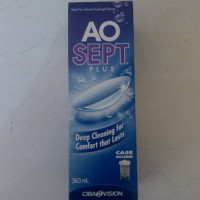 Aosept Plus Cleaning Solution