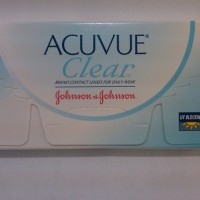 Softlens Acuvue Clear Disposable