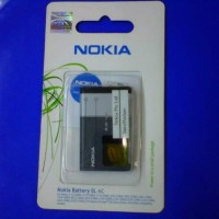 Nokia Battery BL-6C. 100% Original (Packing)