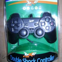 Double Shock Controller (Gamepad)