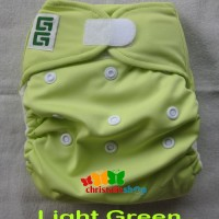 GG Original Cloth Diaper - Light Green