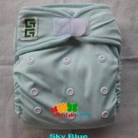 GG Original Cloth Diaper - Sky Blue