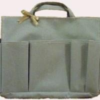 Bag Organizer Medium - Coklat Full