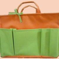 Bag Organizer Medium - Orange Hijau