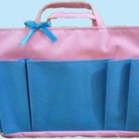 Bag Organizer Medium - Pink Biru