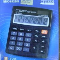 Calculator - Citizen - SDC-812BN