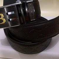 #B77, Ikat Pinggang BALLY Patent Leather Belt