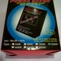 Jual PENGHEMAT LISTRIK / CAPASITOR BANK POWER SAVER Type 2200w Murah