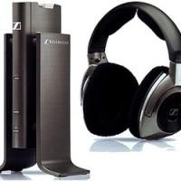 sennheiser wireless headphone RS180 audiophile hifi quality