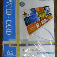 Coral PVC ID Card