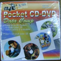 Paper CD & DVD Cover