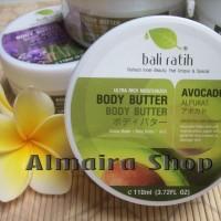 Body Butter BALI RATIH: Avocado