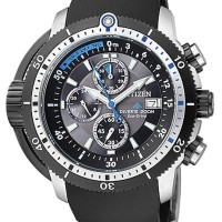 Citizen Promaster Eco-Drive BJ2120-07E
