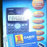 Calculator - Casio - Scientific Calculator FX-991MS