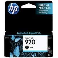 Original Cartridge - HP - HP 920 Black
