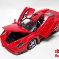 Ferrari Enzo Assembly Line