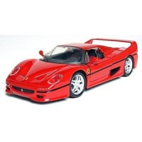 Ferrari F50 Assembly Line