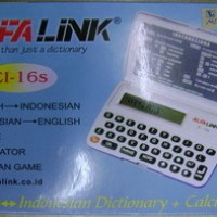 Electrical Dictionary Alfa Link EI-16S