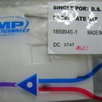 Faceplate AMP 2 Hole