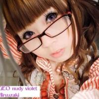 Geo Nudy Violet 14 mm