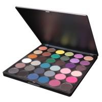 Coastal Scents 36 Eyeshadow - Smokey Palette