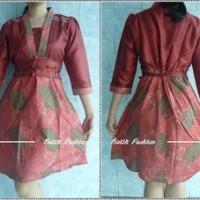 Dress Batik RX-181T