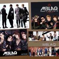 Exclusive Korean Poster (MBLAQ)