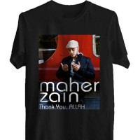 Kaos Maher Zain Album Thank You Allah - Kode MHZ44