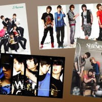Exclusive Korean Poster (Shinee)